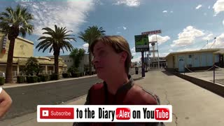 meeting Marty Mc Fly in Las Vegas - Video
