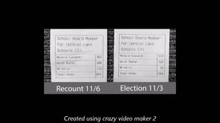 4 Pieces of Evidence of Election Fraud