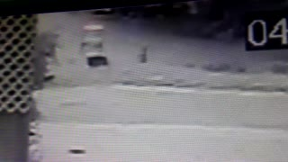 Run Over by His Own Truck - Video