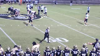 Rain Nolan #23 with an awesome catch