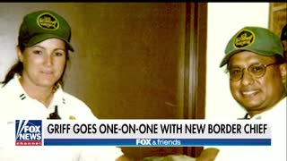 'Border Security Is National Security': Border Patrol's First Female Chief - Video