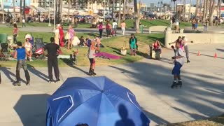 Love Venice Beach!!  - Video