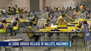 Arizona Judge Rules Lawmakers Can Access To 2020 Election Ballots