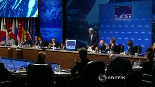 "Kerry warns of ""climate refugees"" - Video"