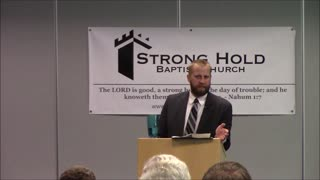 Church Life -Strong Hold Baptist Church