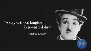CHARLIE CHAPLIN FAMOUS QUOTES - Video