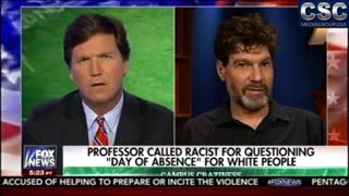 Tucker Carlson Tonight - College Students Ask White People To Leave Campus - Video