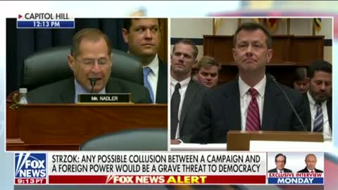 Comey directed Strzok to focus on the Russian probe over Hillary investigation