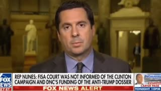 Nunes Drops Hammer on Christopher Steele - Video