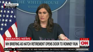 White House: Trump 'First and Foremost' Wants 2-Year Budget Deal - Video
