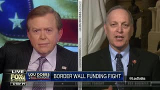 Lou Dobbs slams GOP for failing to stand up to Dems and their attacks on Trump