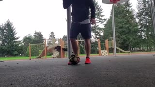 Soccer Skills, Insane Futwork