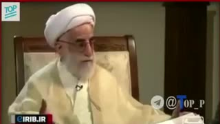 Ayatollah Ahmad Jannati ,A Player in Iran's Power Struggle - Video