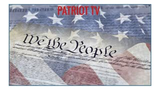 Patriot TV We The People Intro new