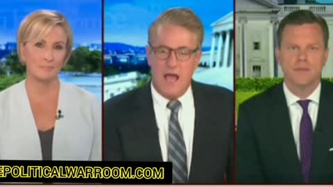 LIBERAL JOE SCARBOROUGH GOES OFF ON FACEBOOK