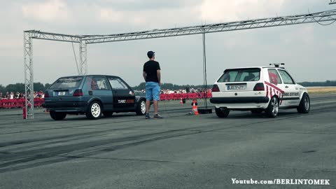 Drag Races in Germany
