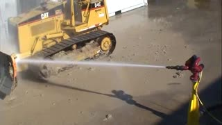 Auto washer can clean dirty things easily