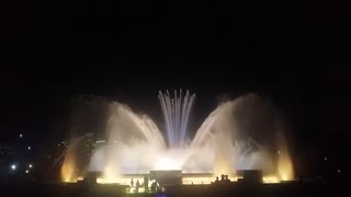 Must Watch Incredible Water Fountain Show! - Video