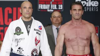 Royce Gracie vs. Ken Shamrock Highlights - Video