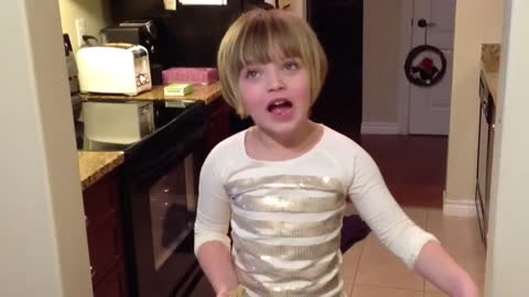 Baking with a 5-year-old: Chocolate chip cookies