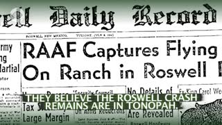 Area 51: Cover Up For Area 52? - Video