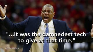 Doc Rivers EJECTED For Having Meltdown - Video