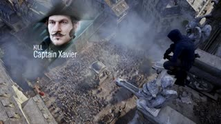 Assassin's Creed: Unity Single Player Gameplay - Video