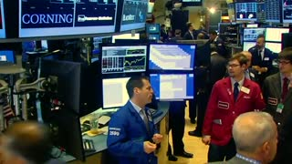 Monday comeback for stocks - Video