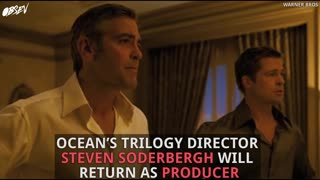 Ocean's 11 Reboot With Female Cast - Video