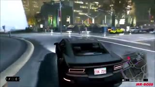 Watch Dogs: All Known Cars - Video