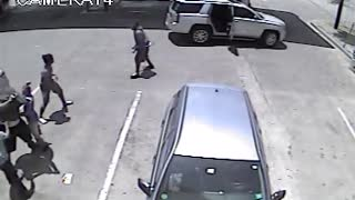 Gas station clerk uses MMA training to foil robbery: Part 2 - Video