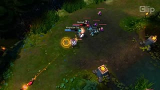 League of Legends - The players hacking the brain imba - Video