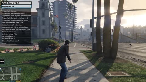 Watch Dogs in GTA 5 - New Watch Dogs Mod for Grand Theft Auto!