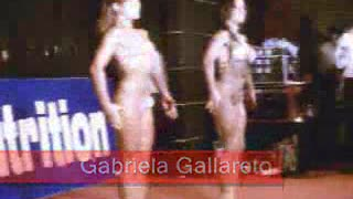Challenger fisicoculturism and Fitness Uruguay 2006 - Gabriela - Video