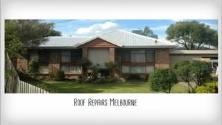 Roof Repairs Melbourne - Video