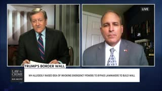 Former Obama Border Patrol chief comes out in support of Trump on border wall - Video