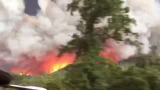 Emergency Response to the Valley Fire - Video