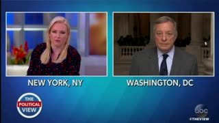 Meghan McCain Just DROPPED THE MIC on Dickie Durbin - Video