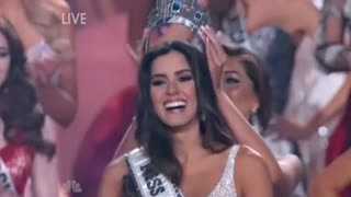 Miss Colombia crowned Miss Universe - Video