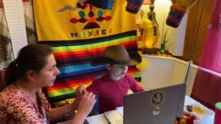 Show and Tell Mexican Culture