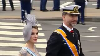 Meet Spain's new queen - Video