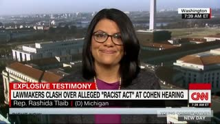Tlaib Doubles Down on Patten Smear