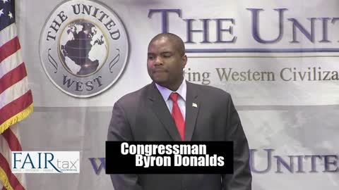 Byron Donalds in 2012