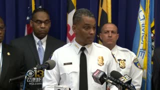 New Baltimore Police Commissioner Promises Random Polygraphs To Hold Force Accountable - Video