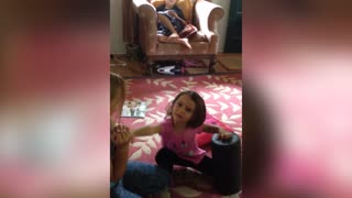 Little Girl Wants Her Nose Back - Video