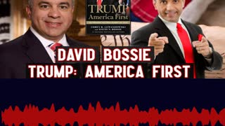 David Bossie Shares How Donald Trump Does NOT Play Identity Politics. He Gets Results!