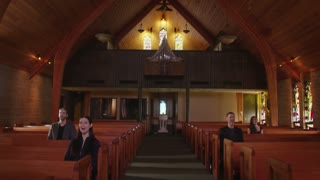 A Capella Group Sings Lovely Rendition Of 'Mary Did You Know' - Video