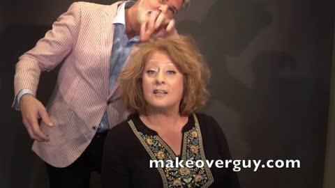I Have Become Alive Again: A MAKEOVERGUY® Makeover