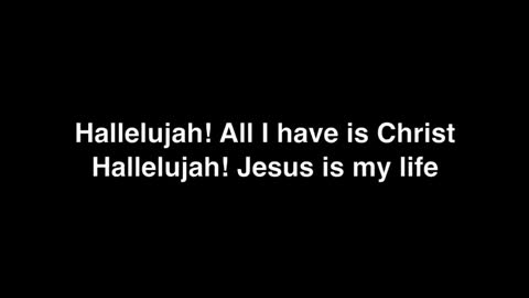 All I Have Is Christ (feat. Paul Baloche) - SovereignGraceMusic