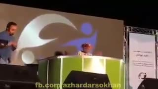 Funny persian video - Jenabe Khan - Video